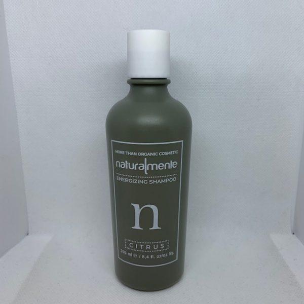 SHAMPOO AGLI AGRUMI (shampoo volumizzante e rinforzante)